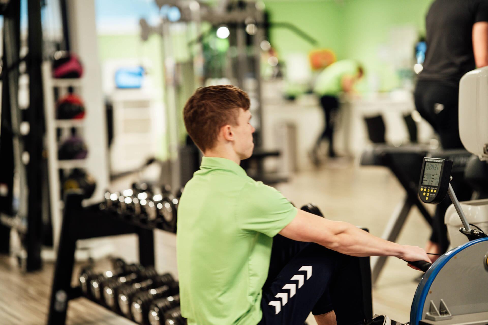 Jeugd Fitness